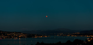 Eclipsing the Alps
