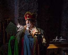 The keeper of Bet Abba Libanos (Lalibela, Ethiopia 2014) (Alex Stoen) Tags: 1dx alexstoen alexstoenphotography canon canoneos1dx ethiopia geotagged lalibela natgeo nationalgeographicexpeditions travel vacation
