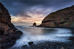 Cold Whispers (Maciek Gornisiewicz) Tags: cape schanck mornington peninsula victoria australia seascape landscape pulpit rock cliffs clouds longexposure sunset evening dusk twilight outdoors travel shore coast bass straight canon nisi 1635mm 5div maciek gornisiewicz darkelf photography coldwhispers 2018
