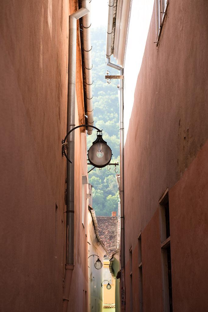 фото: Strada Sforii, Brasov