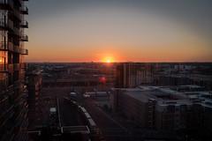 Summer solistice sunrise (www.bhattacherjee.com) Tags: denver sunrise 35mm nikond810 summersolstice colorado unitedstates us