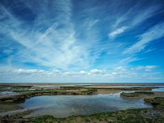 Holme Beach (davepickettphotographer) Tags: holme beach uk norfolk west westnorfolk northsea thornham east eastofengland england seaside coast coastline rockpools rocks