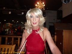 00P1310041 (Roxana Hertford) Tags: gurl tgirl tgurl sissy stockings heels crossdresser cd