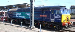 57308 Rugby (kitmasterbloke) Tags: drs ukclass57 57308 rugby locomotive diesel brushtraction