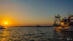 _DSC2315 (Miguelo.) Tags: azul barco pesca pesquero sol atardecer luz andalucia españa huelva sunset mer