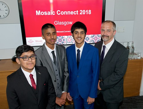 Mosaic Connect Scotland 2018