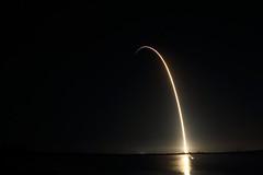full (ZachWhoSane) Tags: merah putih spacex launch rocket streak shot falcon 9
