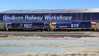 Railway Workshop PN's
