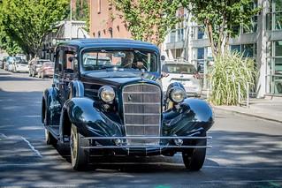 1939 Caddy.