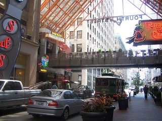Louisville Kentucky - Fourth Street Live - Entertainment District