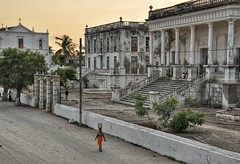 Hospital on Mozambique Island