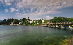 Gmunden, Ort Landschloss (Slobodan Siridžanski) Tags: boca gmunden ortlandschloss 2018 oberösterreich austria at
