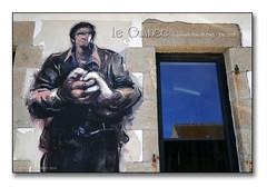 Le Guilvinec 2018 - Exposition Paul Bloas (porte-plume) Tags: bloas brest streetart