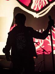 kdays 2018 025 (adamlucienroy) Tags: panasonic lumix leica bokeh telephoto 1235mm 35100mm f28 lumixg9 g9 edmonton alberta canada livemusic guitar rap rapper singer sing band liveperformance art setlist walkofftheearth destroyer kiss indigenous billytalent icecube cube yeg yegdt marianas trench