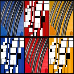 De Stijl Reconstructed (The Digital Modernist) Tags: pietmondrian destijl theovondoesberg neoplasticism swansea digitalmodernist modernism