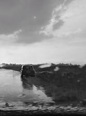 Liquid landscape (Mi-Fo-to) Tags: landscape storm water rain pioggia temporale paesaggio liquido liquid estate summer car auto street photography