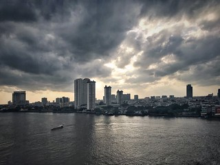 Cloudy Sunset @ Bangkok