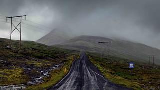 Road To Mjóifjörður