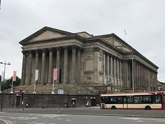 St. George's Hall - Heritage Center - Liverpool City - England - August 2018 (firehouse.ie) Tags: stgeorge'shall heritagecenter buildings building architecture urban streets city august2018 merseyside england liverpool