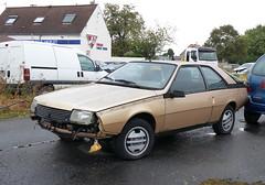 Renault Fuego (Spottedlaurel) Tags: renault fuego