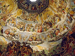 Firenze, Duomo (Vid Pogacnik) Tags: italy italia toscana tuscany florence firenze duomo cathedral dome frescoes paintings
