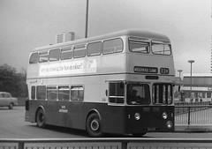 Birmingham WMPTE 3361 361KOV (ianbus1968_72) Tags: birmingham wmpte 361kov daimler fleetline mccw