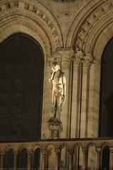 FR11 2512 Notre-Dame de Paris. L'île de la Cité. (Templar1307 | Galerie des Bois) Tags: paris valdemarne iledefrance france iledelacite notredame notredamedeparis church cathedral zoom longexposure statue