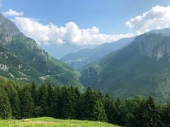 (Paolo Cozzarizza) Tags: italia lombardia bergamo colere panorama alberi cielo prato