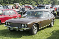 OBA 709M  1973  Jensen Interceptor lll (wheelsnwings2007/Mike) Tags: oba 709m 1973 jensen interceptor lll north rode rally cheshire 2018