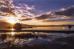 Velvia is the best in capturing light (CsiziPhoto) Tags: southtufashores monolake matrixmeter nikkoraf24mmf28 velvia50 fujichrome 35mmfilm nikonf75