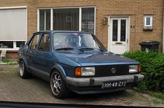 1981 Volkswagen Jetta 1.5 GL Automatic (rvandermaar) Tags: 1981 volkswagen jetta 15 gl automatic volkswagenjetta vwjetta jettai volkswagenjettai vwjettai sidecode4 hh48zy