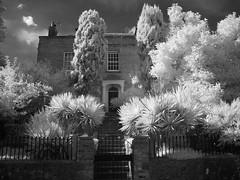 Avola House, Tarrant Street, Arundel (Badly Drawn Dad) Tags: geo:lat=5085382497 arundel gbr geo:lon=055641622 hoya720 infrared ir tarrantstreet unitedkingdom westsussex geotagged