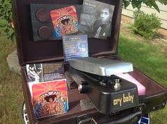 image (canterburyaudio@att.net) Tags: wah pedal fuzz face germanium silicon guitar hendrix blues vox clyde mccoy crybaby fasel