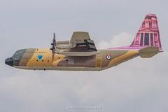 Jordanian C-130H Hercules 344 (Mark_Aviation) Tags: jordanian c130h hercules 344 jordan air force royal rjaf riat 2018 riat18 international tattoo raf fairford egva ffd aircraft military plane jet prop airshow