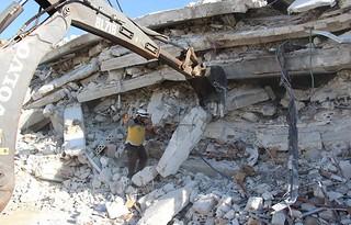 İdlib'deki patlamada 18 kişi öldü