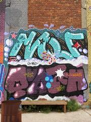 Malf, Quatch / BIY - 8 aug 2018 (Ferdinand 'Ferre' Feys) Tags: gent ghent gand belgium belgique belgië streetart artdelarue graffitiart graffiti graff urbanart urbanarte arteurbano ferdinandfeys