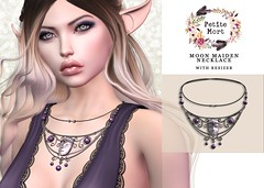 Midsummer Enchantment Hunt (Petite Mort- Outfitting the modern bohemian) Tags: sl second life midsummer summer hunt freebies accessories mesh pagan wiccan witch petite mort petitemort