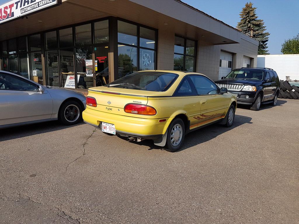 nx1600 car