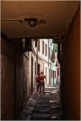 Life in the Alley (SteveDilks) Tags: venice travel
