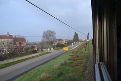 Pogled s vlaka u Galižanu (100D3100_9166) (Janko Hoener) Tags: kroatien hrvatska croazia istria istrien istra galižana gallesano