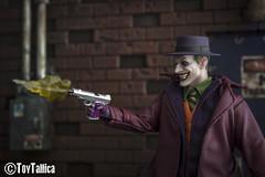 Mezco One 12 - Joker Deluxe (ToyTallica) Tags: dc dccomics joker batman gothamcity gotham mezco mezcotoyz mezcotoys one12 6inch toyphotography toycollecting toys toytallica toy