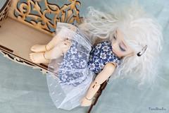 4H5A4616c (Yumi♡) Tags: summer dress doll outfit bjd littlefee yumistudio handmade ooak sewing