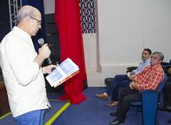 Diretor Executivo, Jaime Mariz, apresentou os números do São João de Assú em 2018