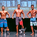 Master Men's Physique 2nd Haiwook Choi 1st David Getz 3rd Kris Kolppa