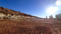 Day 4, waterhole near No.6 Yard camp, 1