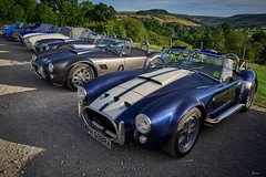 Cobra Dawn I (Hector Patrick) Tags: britnatparks capture1pro flickrelite leicaq northyorkshire rosedaleabbey yorkshire leica cobra sportscars sunny sun sunlight dawn day lens morning ac