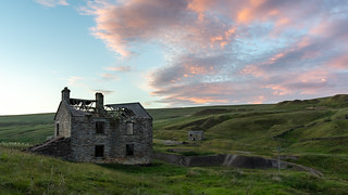 Groverake Mine Sunset