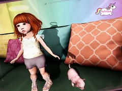 Beautee's Boutique1 (MegsPinkSparkle) Tags: badseed bebebody toddleedoo cutebytes secondlife blogging kid child play happy fun frankthepig mesh sweet innocent roleplay family littlesister