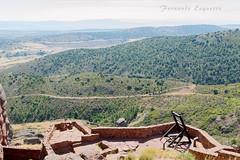 Vistas desde el Castillo de Peracense (ferezma) Tags: peracense teruel españa esp