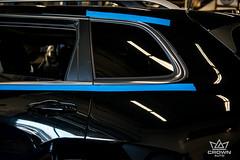 JEEP Cherokee Black Trim Badges (crownautony) Tags: jeep cherokee black trim badges